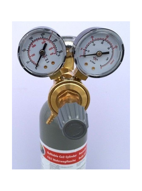 MANOREDUCTOR 2 ESFERAS PROFESIONAL CO2