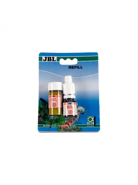 Refill Test No3 JBL