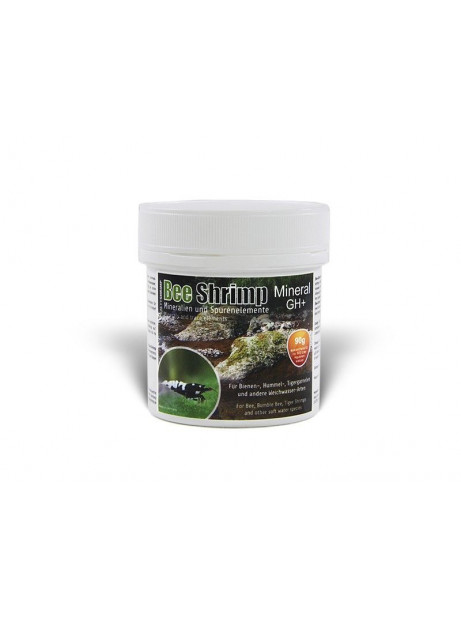 SALTYSHRIMP BEE SHRIMP MINERAL GH+, 90gr