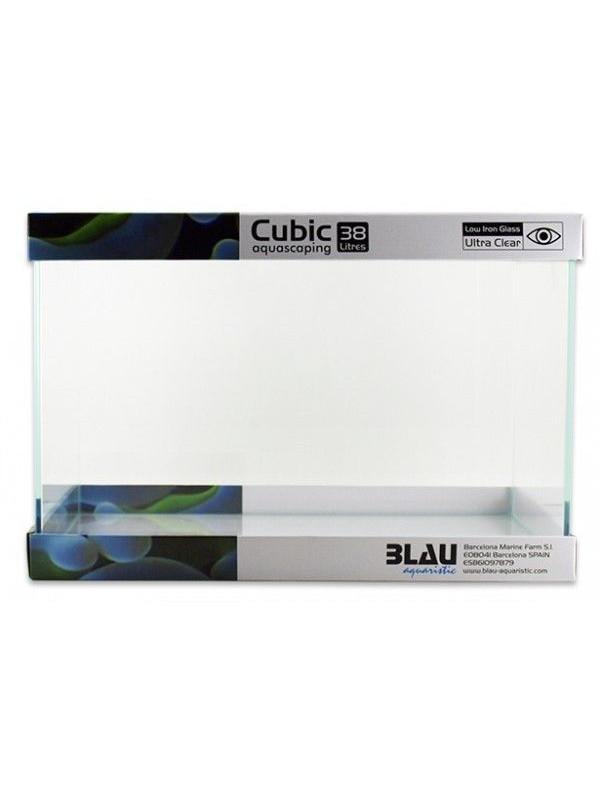 Cubic Aquascaping 38 (45x28x30) BLAU