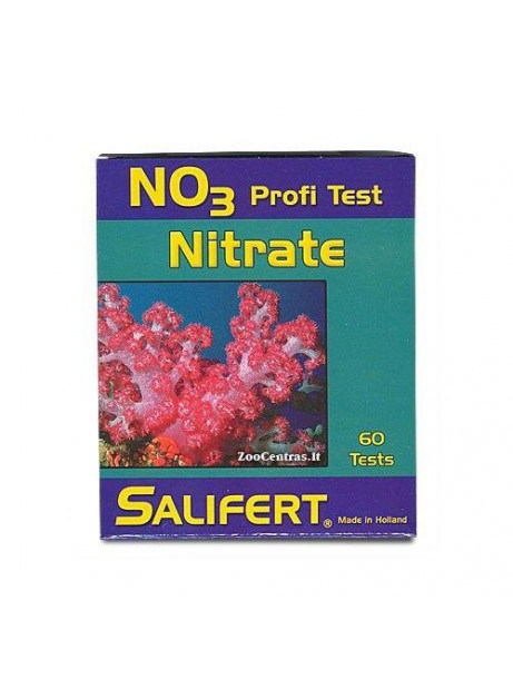 SALIFERT, TEST NITRATOS