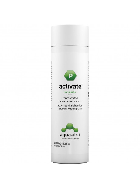 ACTIVATE 350ML AQUAVITRO