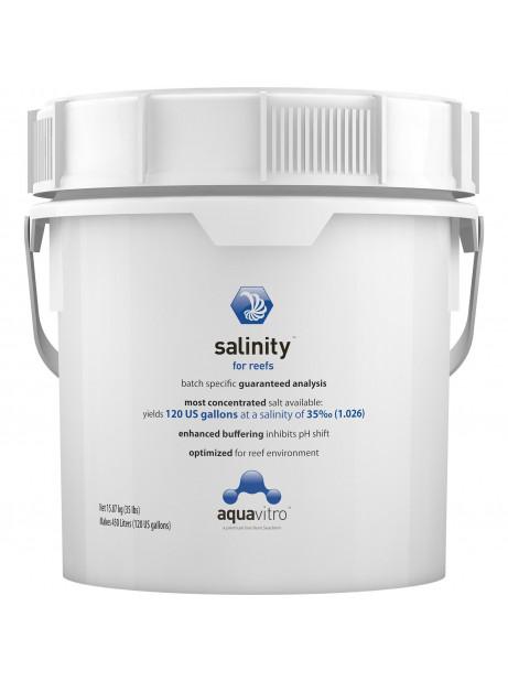 Salinity Aquavitro 15.70kg