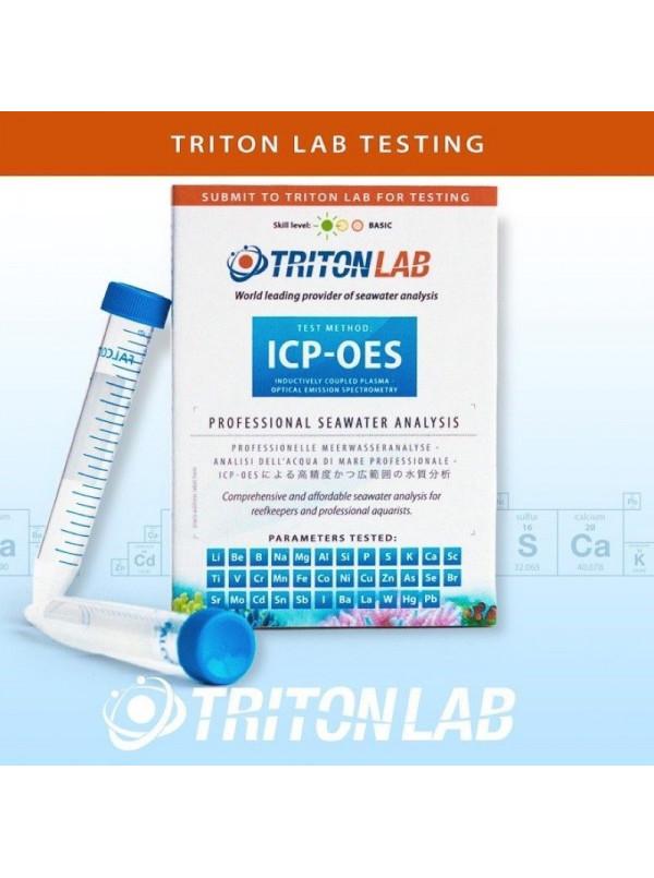 TRITON LAB - ICP - OES