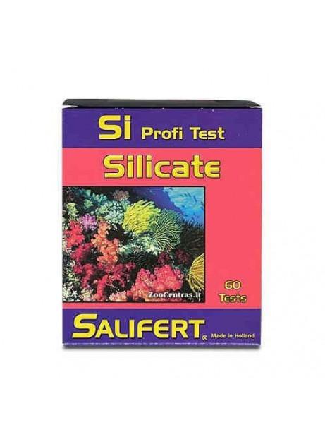 SALIFERT, TEST DE SILICATOS (Si)