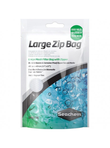 Large Zip Bag 19¨x 17¨