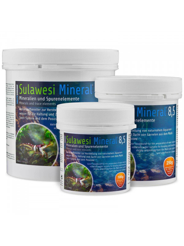 SALTY SHRIMP SULAWESI MINERAL 8,5