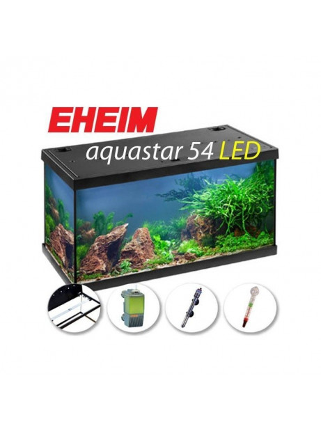 Kit Completo Aquastar Led 54L B/N