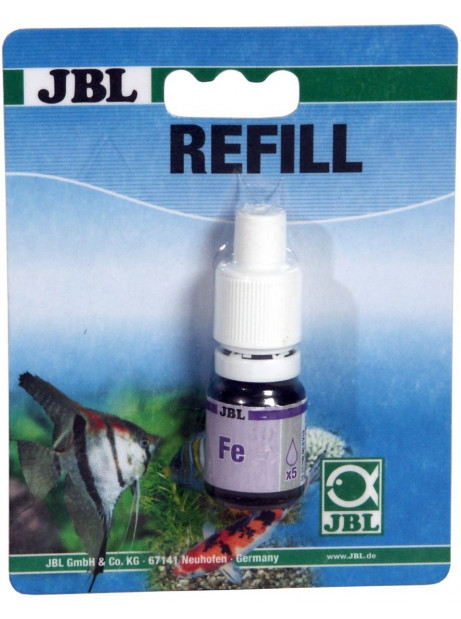 REFILL TEST HIERRO JBL