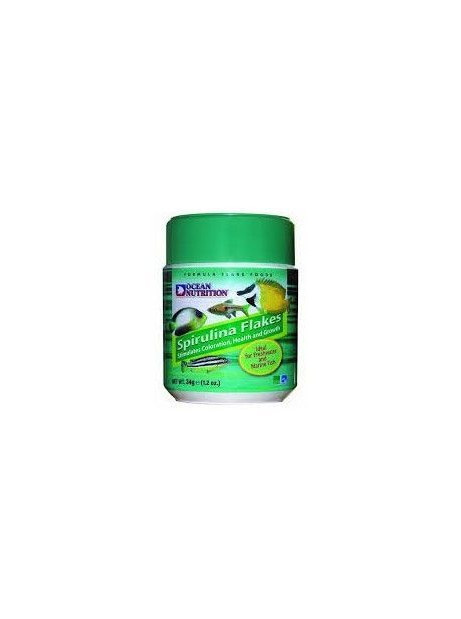 SPIRULINA FLAKES 71GR ON