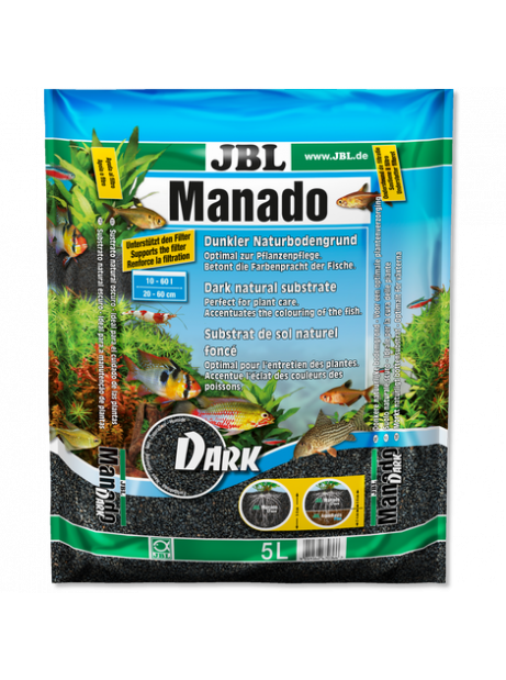 Manado dark 10 litros