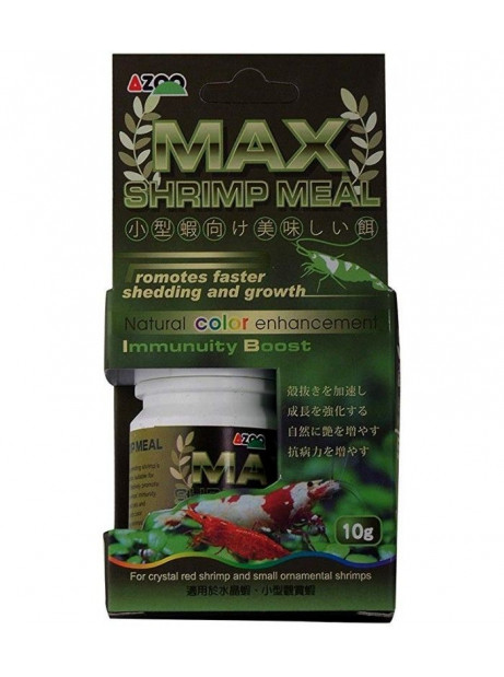 MAX SHRIMP MEAL 10GR
