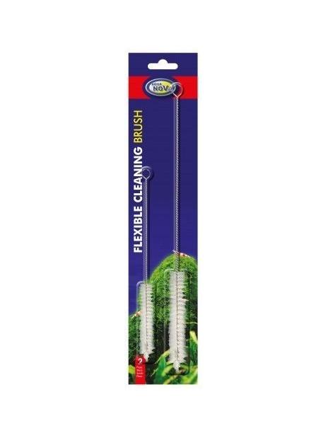 Limpiador de mangueras y tubos