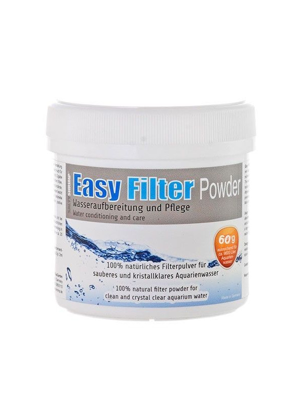 Easy Filter Powder, 60gr