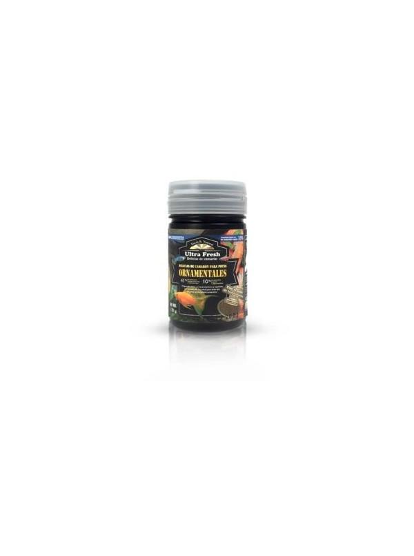 Delicias de camarón para peces ornamentales, Azoo Ultrafresh
