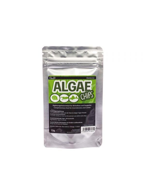 GlasGarten Algae-Chips (Algen Chips)