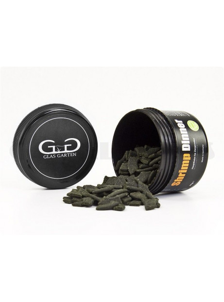 GLASGARTEN SHRIMP DINNER PADS, 35g